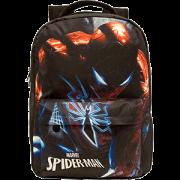Mochila Xeryus Preto/Vermelho Masculino 9829 Spider Man
