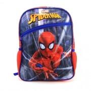 Mochila Xeryus Vermelho/Azul Masculino 8662 Spider Man