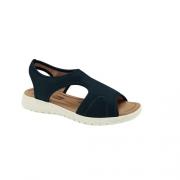 Sandalia Comfort Flex Navy Feminino 19-51404
