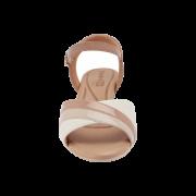Sandalia Comfort Flex Pele Feminino 19-57404