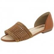 Sandalia Dakota Caramelo Feminino Z5471