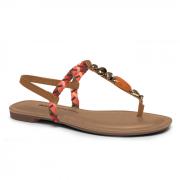 Sandália Dakota Caramelo Feminino Z8651