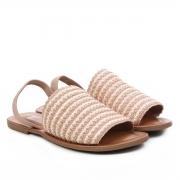 Sandalia Dakota Nude/Bege Feminino Z5312