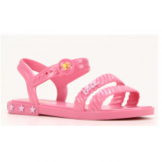 Sandália Grendene Rosa Feminino 22492 Barbie Candy Bag