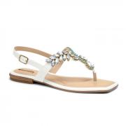 Sandália Mississipi Branco Feminino Q4922