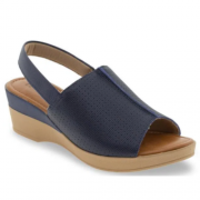 Sandália Usaflex Azul Feminino AC5708