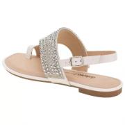 Sandálias Dakota Branco Feminino Z6522