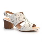Sandálias Dakota White Feminino Z7381