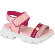 Sandálias Molekinha Rosa/ Pink Feminino 2331.100