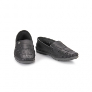 Sapato Free Way Preto Masculino Logan 2