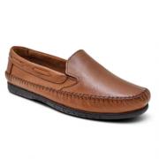 Sapato Mocassim Granado Conhaque Masculino 400