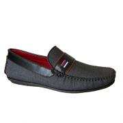 Sapato mocassim OPX Preto Masculino 591