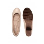 Sapato Modare Bege Feminino 7032.500