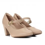 Sapato Modare Bege Feminino 7305.434