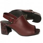 Sapato Ramarim Vinho Feminino 20-35102