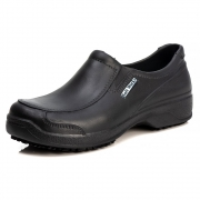 SAPATO  SOFT WORKS PRETO UNISSEX BB67