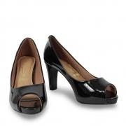 Sapato Vizzano Preto Feminino 1840.300
