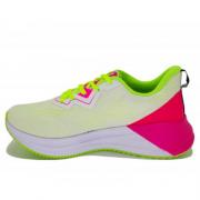 Tênis Actvitta Branco/Pink Feminino 4811.303
