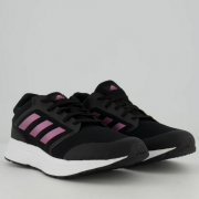 Tênis Adidas Preto/Rose Feminino Galaxy 5W