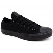 Tenis All Star Preto Feminino Ct0446