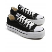 Tenis All Star Preto Feminino Ct0495