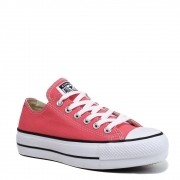 Tenis All Star Rosa Feminino Ct0963