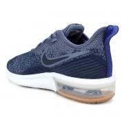 Tenis Nike Azul Masculino Air Max Sequent 4