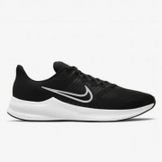 Tênis Nike Preto/Branco Masculino Downshifter 11