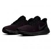 Tenis Nike Preto Feminino Revolution 5 Bq3207-001