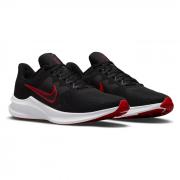 Tênis Nike Preto/Vermelho Masculino Downshifter 11