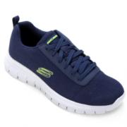 Tênis Skechers Azul Masculino 8790010