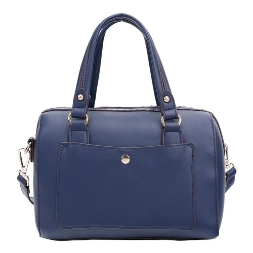 Bolsa Fellipe Krein Azul Feminino Fk0210