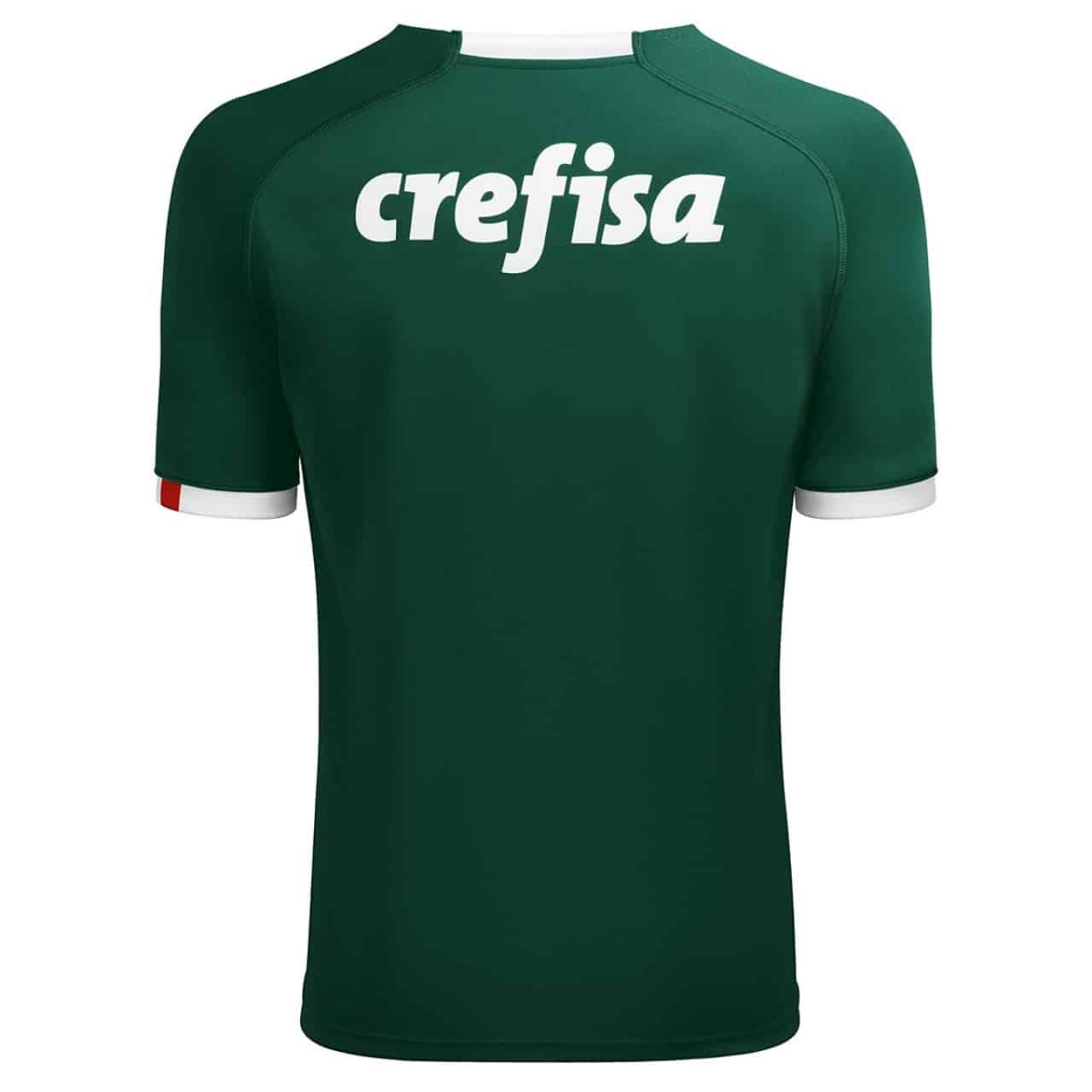 Camisa Puma Verde Masculino 754996 Palmeiras