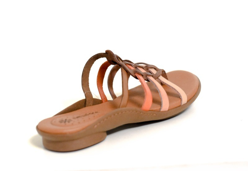 Chinelo New Face Salmao Feminino 37324