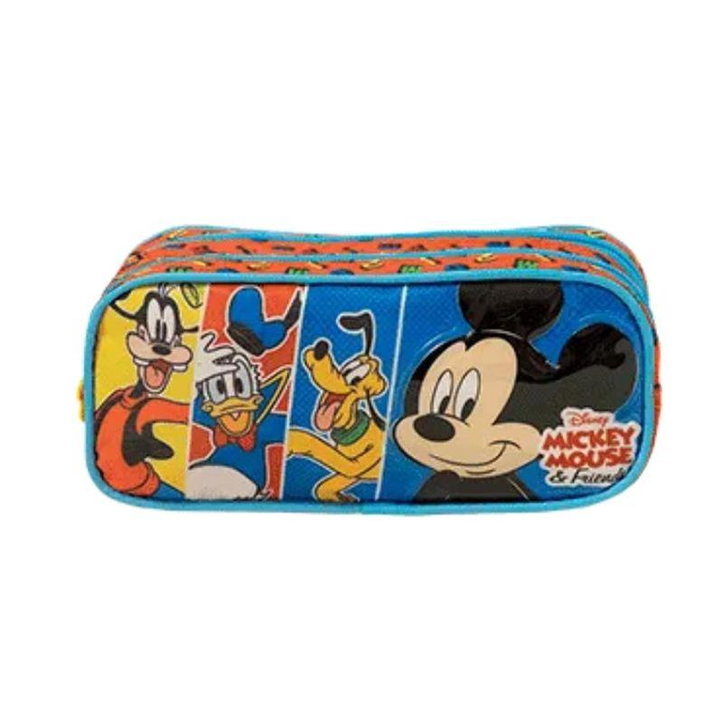 Estojo  Xeryus Vermelho/Azul  9315 Mickey