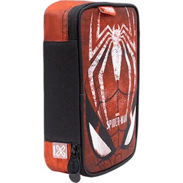 Estojo  Xeryus Vermelho Masculino 9827 Spider Man