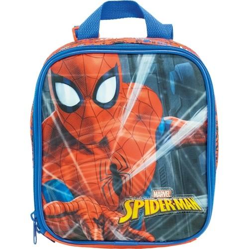 Lancheira  Xeryus Vermelho/Azul Masculino 8664 Spider Man