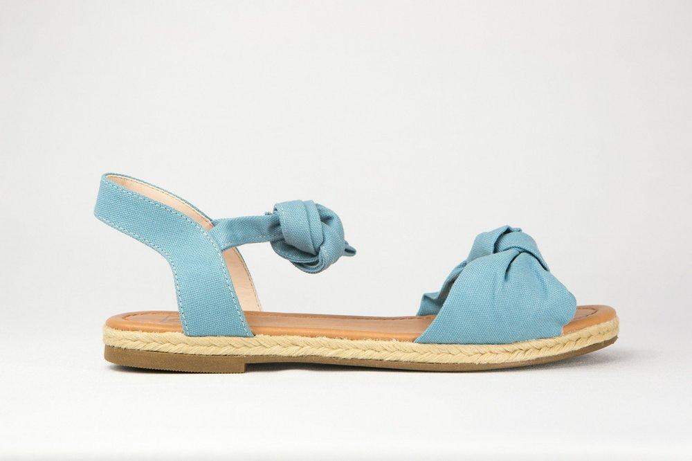 Sandalia  Bebece Jeans Feminino 1718-229