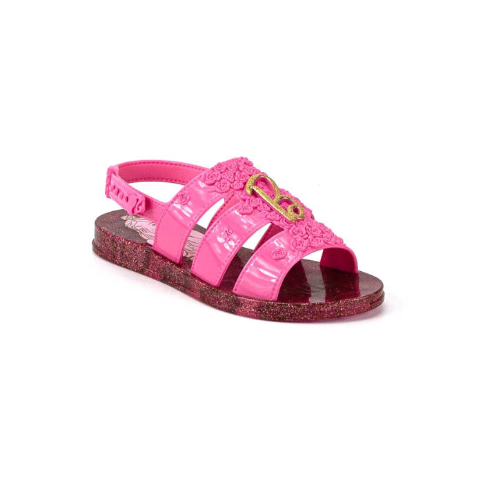 Sandália Grendene Rosa Feminino 22485 Barbie SPA