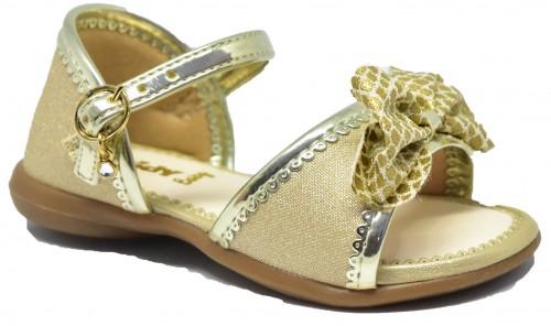 Sandalia Kidy Ouro Feminino 002-0640