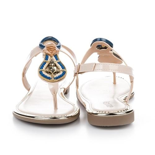 Sandalia Mississipi Azul Feminino Q3502