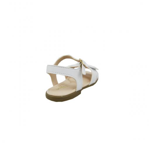 Sandalia Orto Passo Branco Feminino 40207