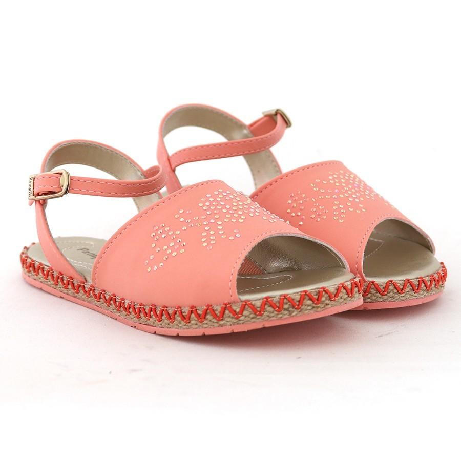 Sandalia Pampili Coral Feminino 530.002