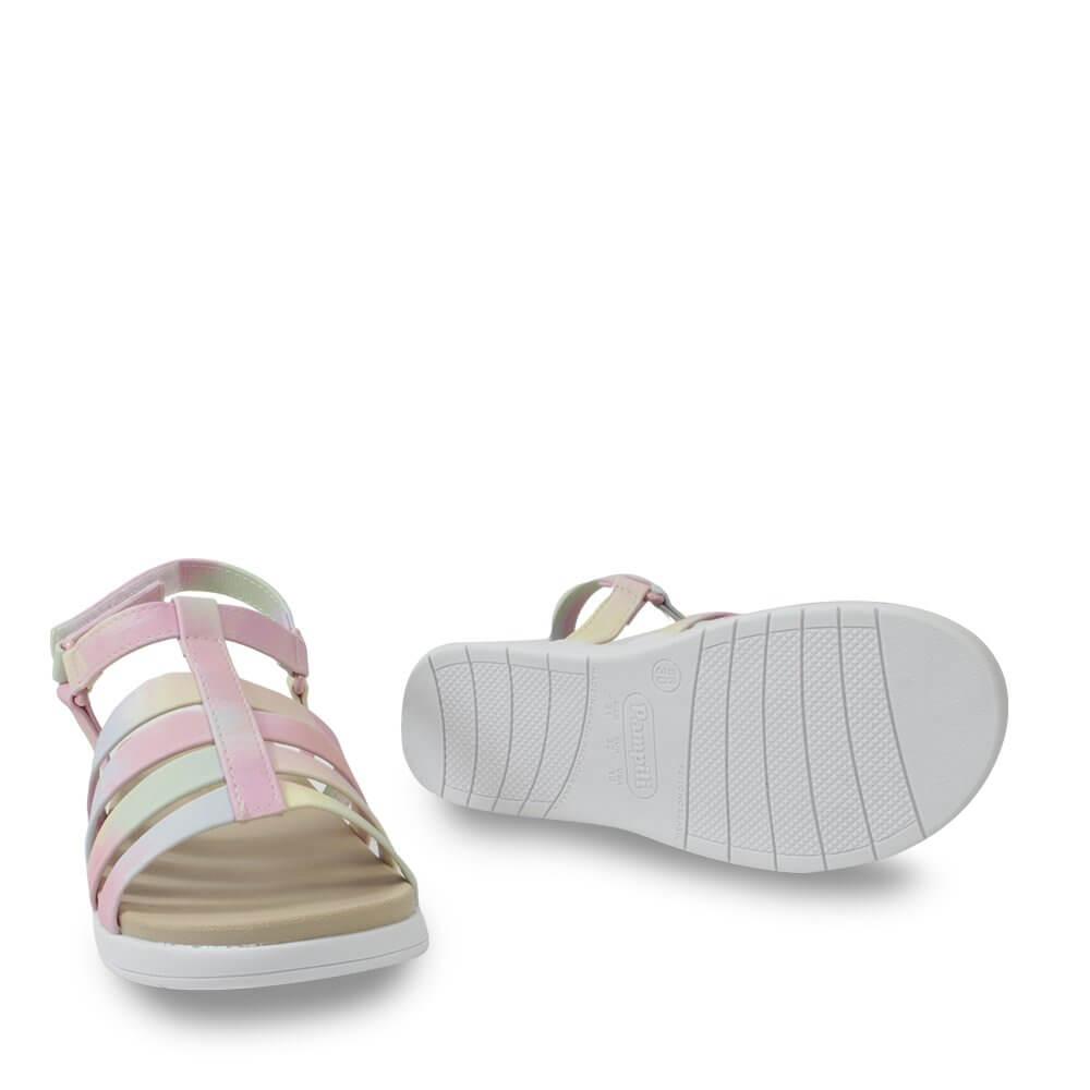 Sandalia Pampili Tie Dye Feminino 638015