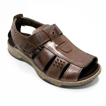 Sandalias Pegada Pinhao Masculino 132202