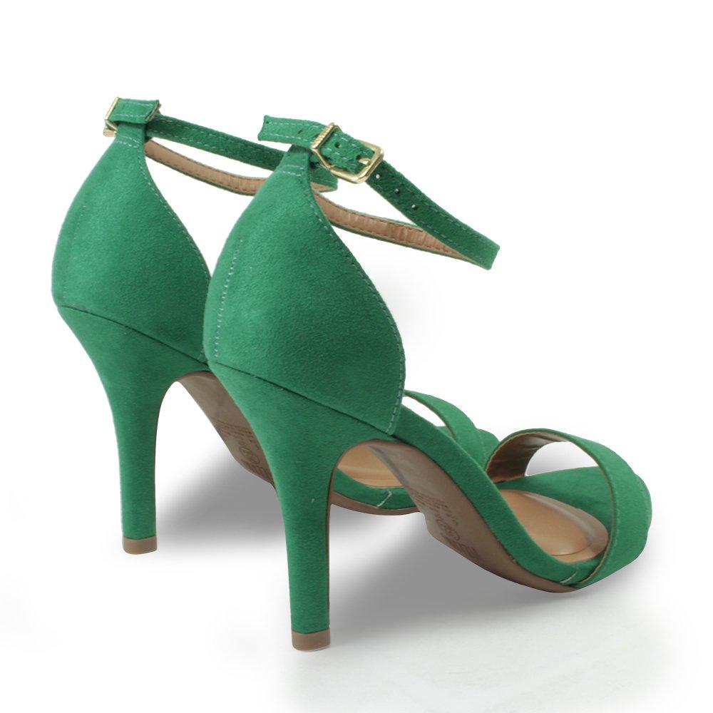 Sandalia Vizzano Verde Feminino 6249.452