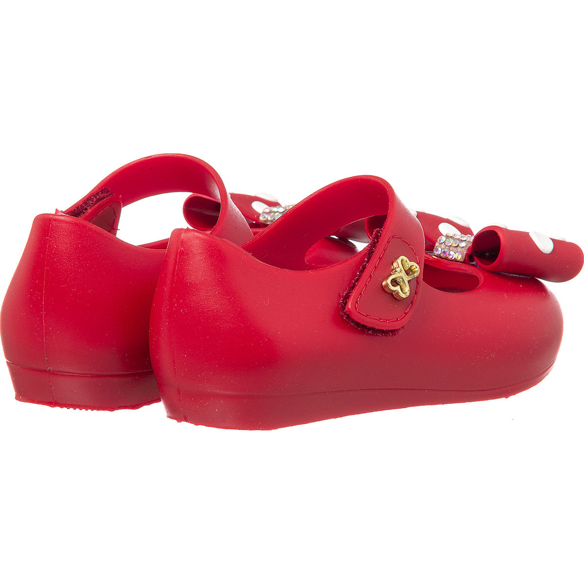 Sapatilha World Colors Vermelho Feminino 067.026