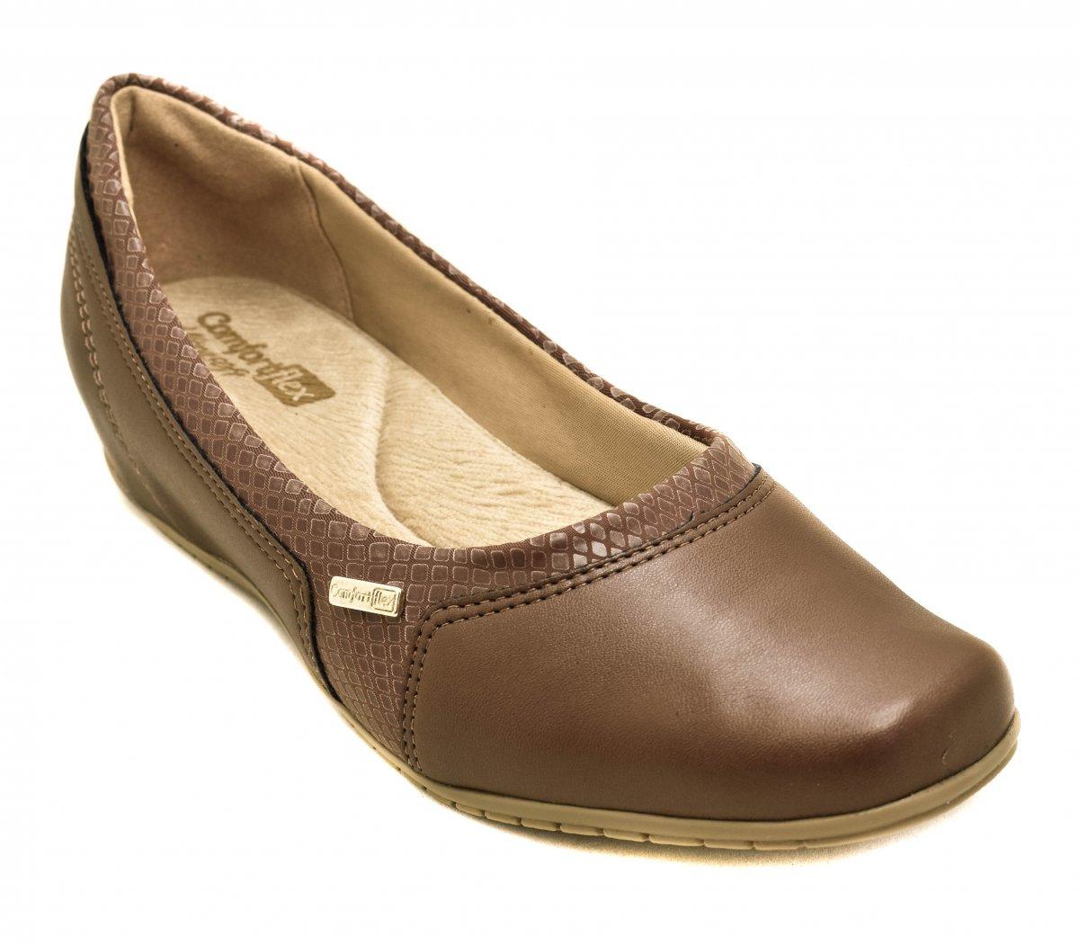 Sapato Comfort Flex Avela Feminino 1994302