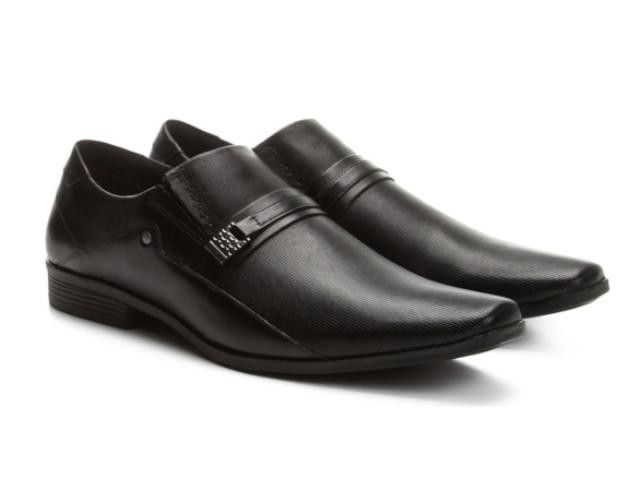 Sapato Ferracini Preto Masculino 4059-281