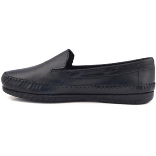 Sapato Mocassim Granado Preto Masculino 401